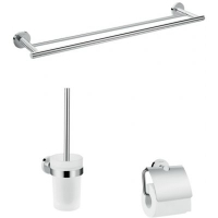 Logis Universal Zestaw 5 elementowy, 41728000, Hansgrohe