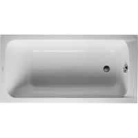 D-Code, Wanna 1500 x 750 mm, kolor: Biały, 700095000000000, Duravit